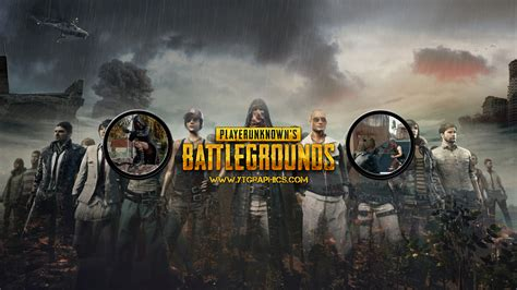 playerunknown s battlegrounds youtube channel art banners