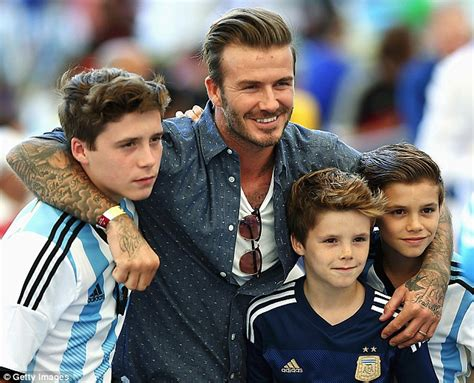 beckham s david beckham is pulling out all the stops to ensure his