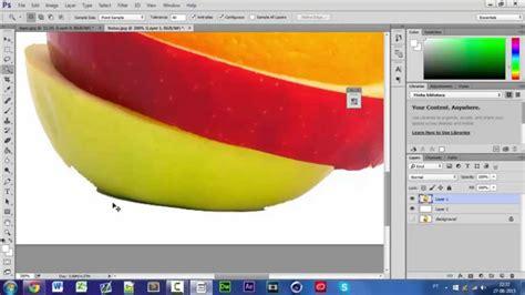 photoshop cc quick tutorial tutorial photoshop cc 2015 part 4 sele 231 245 es magic wand