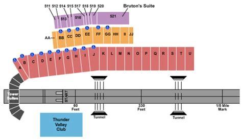 las vegas motor speedway dragstrip seating chart bristol dragway tickets in bristol tennessee bristol