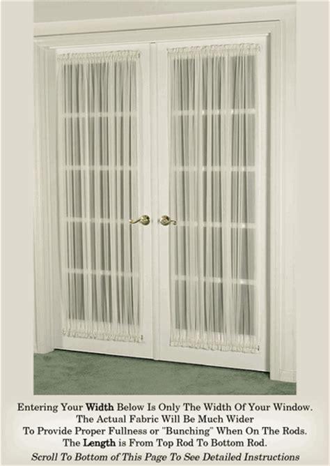 french door curtain company french door curtain sheers door curtains