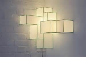Designer Lamp moderne wandlampen f 252 hren einen sitlvollen effekt in den raum ein