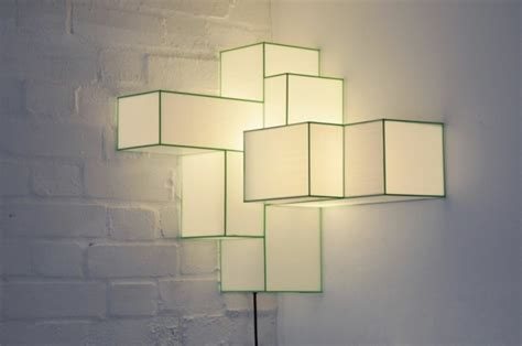 moderne wandbeleuchtung moderne wandlen f 252 hren einen sitlvollen effekt in den