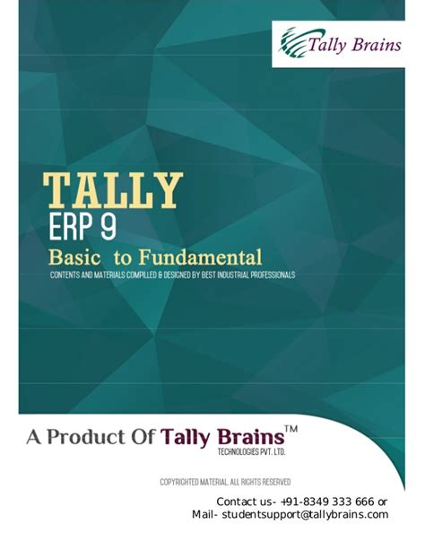 walden book links pvt ltd tally erp 9 book by tally brains technobrains education