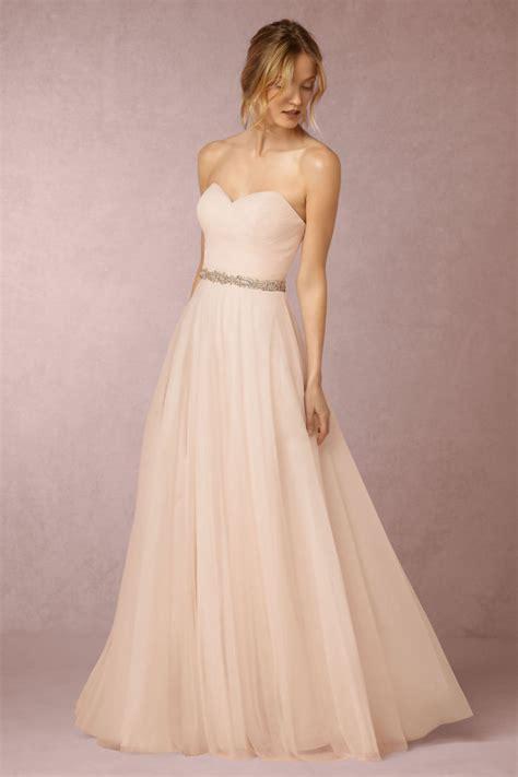 Blush Pink Wedding Dresses 2016