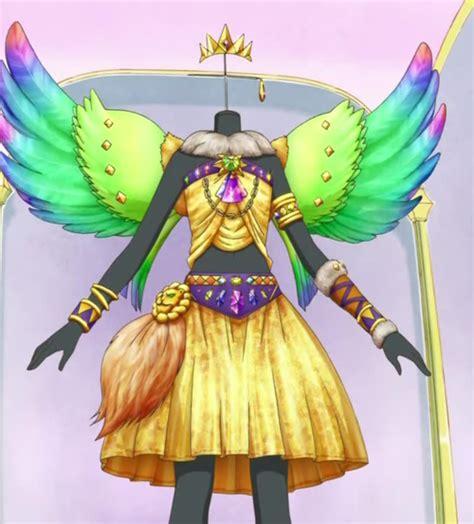 Aikatsu Spicy Ageha Houndstooth Dress image mwa5e00izs1rsghfro1 500 png aikatsu wiki wikia