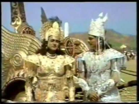 video film mahabarata episode 225 mahabharata episode 50 turunnya bhagavad gita part 2