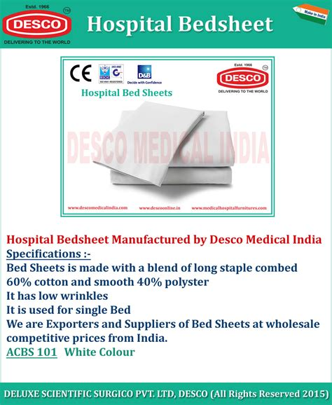 hospital bed sheets hospital bed sheets manufacturers suppliers india