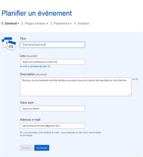 doodle questionnaire faire un questionnaire en ligne sur doodle doodle