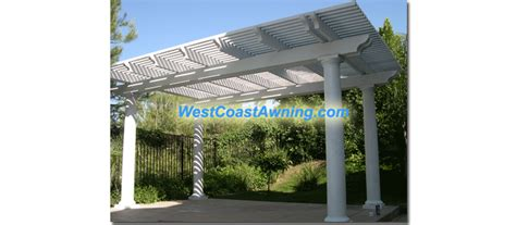 west coast awning awnings patio covers retractable 2016