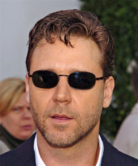 russell crowe hairstyles