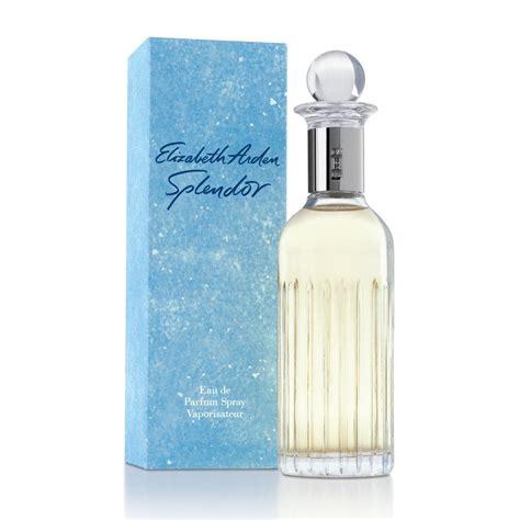 elizabeth arden splendor eau de parfum 125ml spray elizabeth arden from base uk