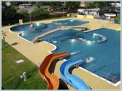 cool swimming pools cool outdoor swimming pool with water slides dream home