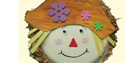 scarecrow paper plate craft paper plate crafts scarecrow