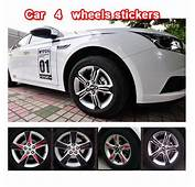 Car Decal Tape Wheels Stickers For CHEVROLET Cruze 3D
