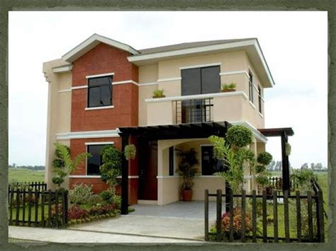 house design plans 50 square meter lot a two storey 2 or 3 bedroom home fitting in a 110 square