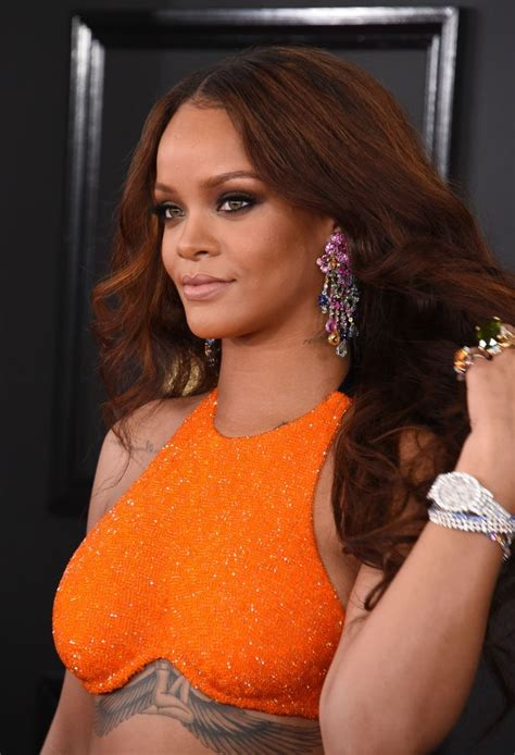 Rihanna Pictures by Rihanna Is Designing A Jewelry Line Wwd