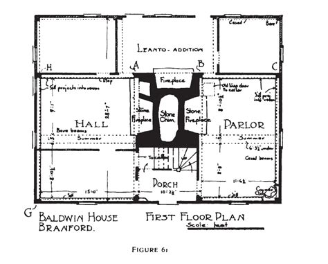 Saltbox House Floor Plans New Saltbox Primer Birmingham Point Ansonia Ct