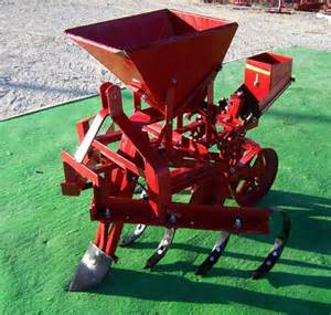 darrell harp enterprises planter cultivator assembly