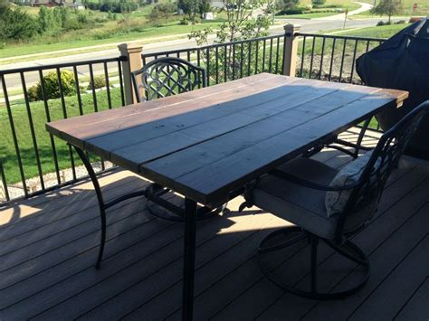 replacement outdoor tops 14 best images about tabletop replacement on pinterest