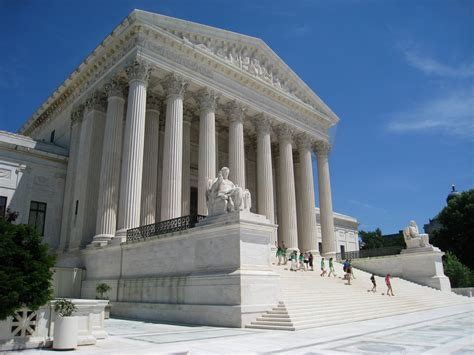 Court Search Dc File Oblique Facade 1 Us Supreme Court Jpg Wikimedia Commons