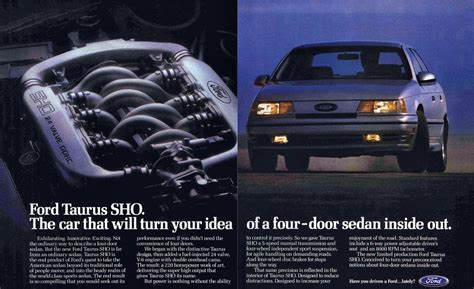 car ads in 44 of the most bodacious car ads of the 1980s feature