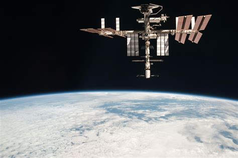 live iss space station s live offers awe inspiring views of