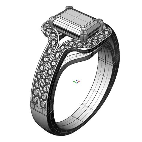 Drawing O Ring Solidworks by Jewelry Drawing Style Guru Fashion Glitz