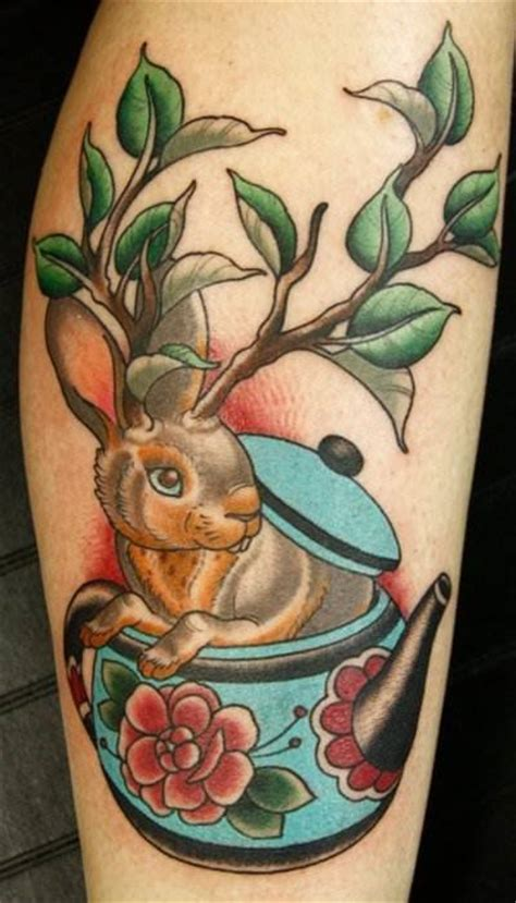 tattoo old school rabbit put a spring in your step with rabbit tattoos 171 tattoo