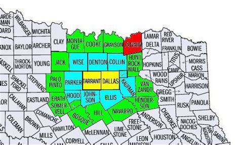 map of northeast texas counties what is it that fannin county has that dfw really needs and that gets more scarce by the day