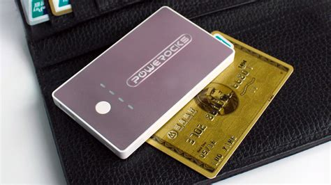 Credit Card Sized by This Credit Card Sized Backup Battery Is A Different