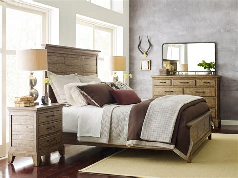 kincaid bedroom suite kincaid plank road bedroom stone collection