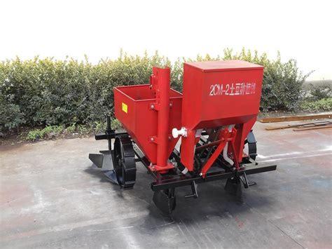 china potato planter three point linkage on tractor