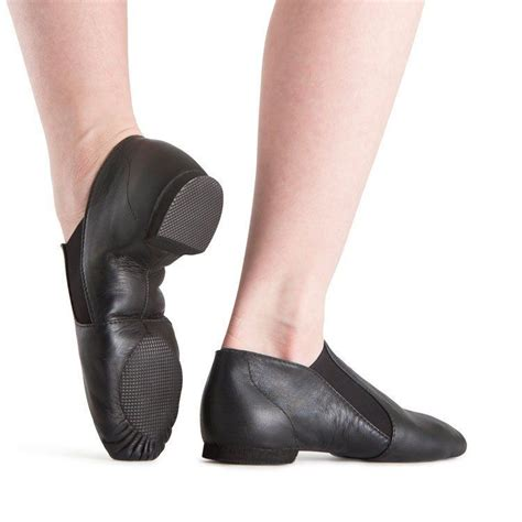 jazz shoes bloch child elasta bootie jazz shoe s0499g