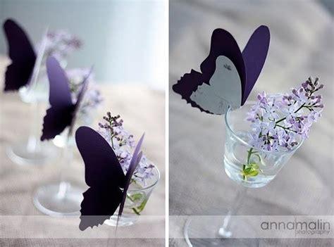 diy mariposas  las copas paperblog