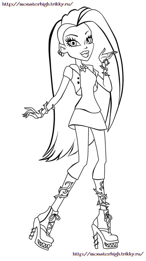 monster high coloring pages pinterest 17 best images about monster high images on pinterest