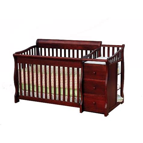 sorelle princeton crib rails sorelle princeton 4 in 1 convertible crib with changer