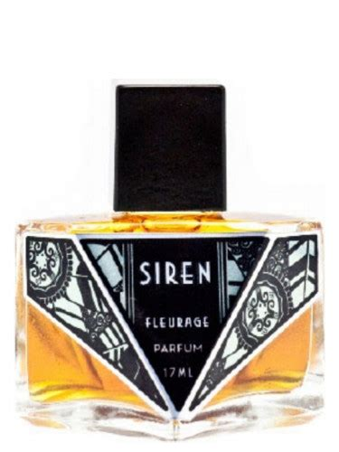 Parfum Siren siren botanical parfum fleurage perfume a fragrance for