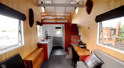micro homes interior bretts tiny house wohn blogger