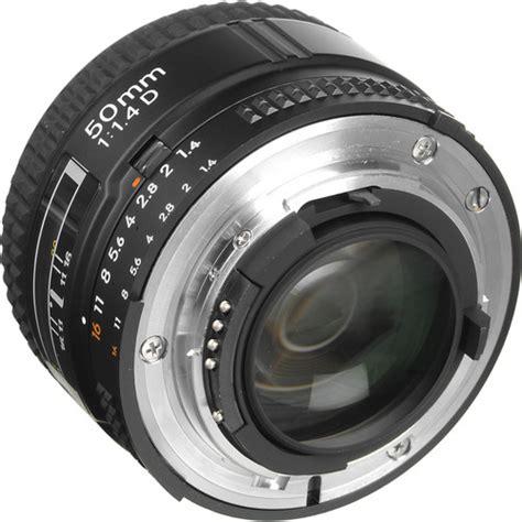 Nikon Af 50mm F 1 4d nikon af nikkor 50mm f 1 4d lens digital photography live