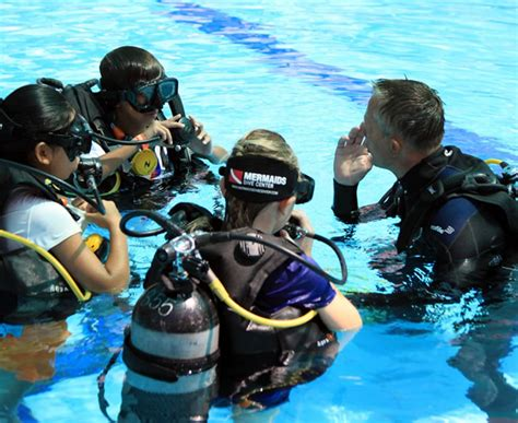how to dive dive center in pattaya thailand