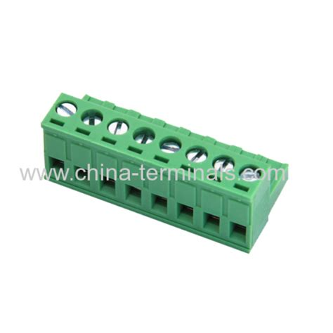 electrical terminal electrical connector terminal block from china