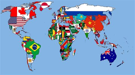 flags of the world on youtube top 10 national flags in the world youtube