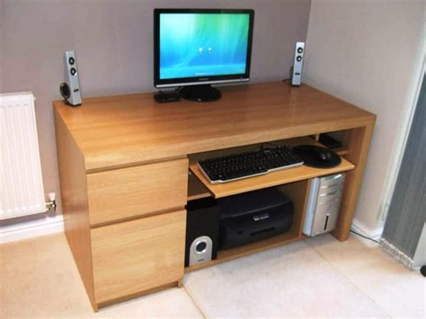 computer desk with keyboard drawer keyboard tray ikea computer desk with an extendable