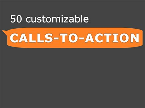 50 call to action templates презентация онлайн