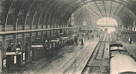Western Home Interior by In Which Order Were The Main Railway Stations In London Built