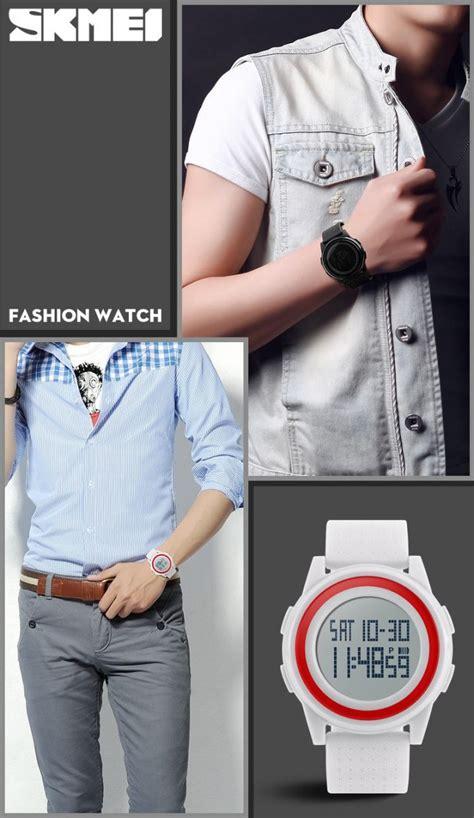 Skmei Jam Tangan Digital Dg1206 skmei jam tangan digital pria dg1206 black jakartanotebook