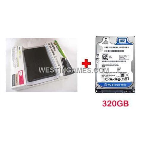 Xbox 360 Slim Tipe E Hdd 320gb 320gb mobile mini external storage 2 5 inch usb disk