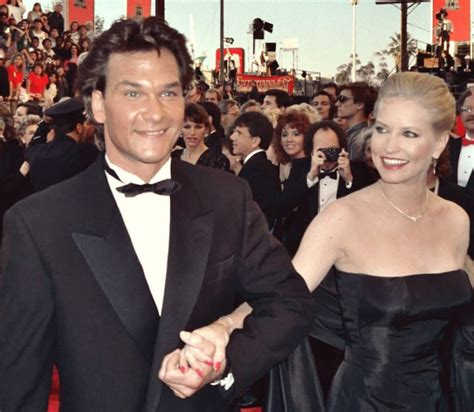 lisa niemi and patrick swayze children patrick swayze biography 10 facts you didn t know