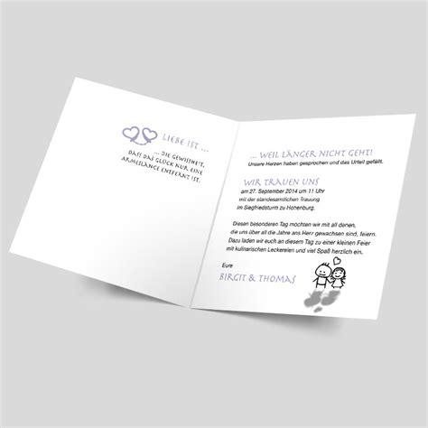 Hochzeitseinladungen Violett by Hochzeitseinladungen Violett Alle Guten Ideen 252 Ber Die Ehe